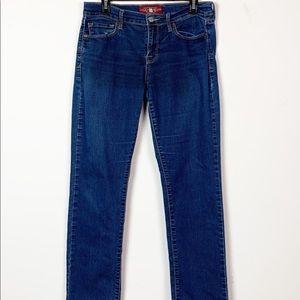 Lucky Brand Sofia Straight Leg Jeans Size 8